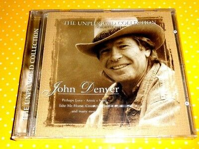 John Denver - The Unplugged Collection - Greatest Hits - Cd 1996 Nuovo Sigillato
