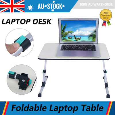 Portable Multi-Fuction Foldable Laptop Notebook Computer Home Desk BedTray Table