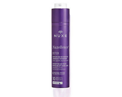 Nuxe Serum Notte Anti aging Nuxellence Entgiftung entgiftende Verjüngung 50 ml