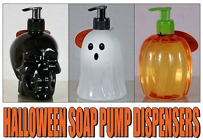 simple pleasures hand soap refillable pump dispensers halloween sealed new