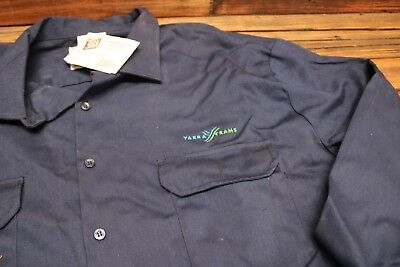 Yarra Trams Shirt New Old Stock Driver Train Vintage 4XOS Melbourne Victoria