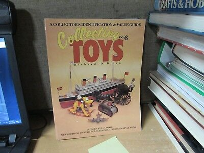 Collecting Toys No.6 Identification & Value Guide 1993 Vg