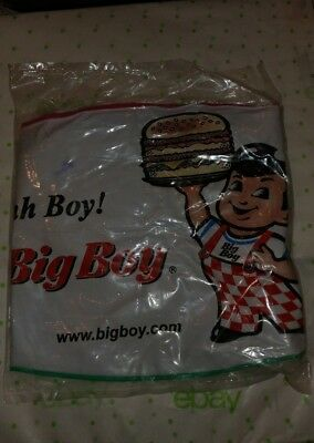 BIG BOY RESTAURANT & MARKET Advertising Beach Ball New In Package 2004