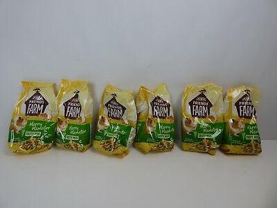 Supreme Tiny Friends Farm Harry Hamster Tasty Mix 700g (PACK OF 6)