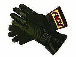 Rci 9538D Racing Gloves Blk   Lg