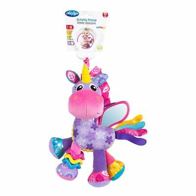 NEW Playgro Activity Friend Stella Unicorn