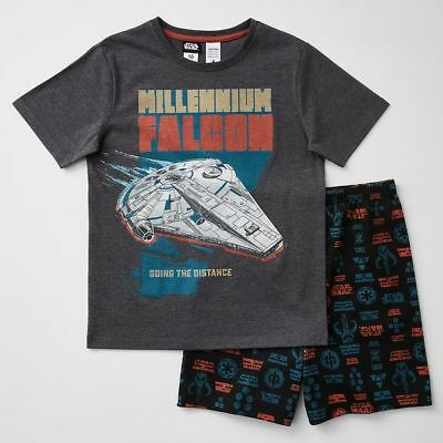NEW Star Wars Millennium Falcon Pyjama Set Kids