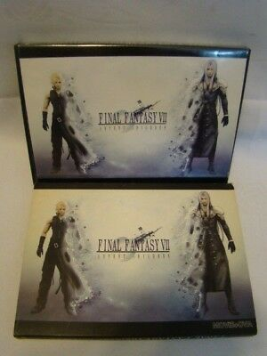 Final Fantasy 7 VII Advent Children Movie & OVA with slipcase