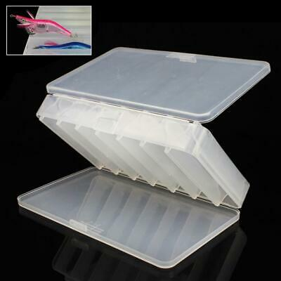 14Compartments Double Side Fishing Lure Bait Hooks Tackle Waterproof Storage Box