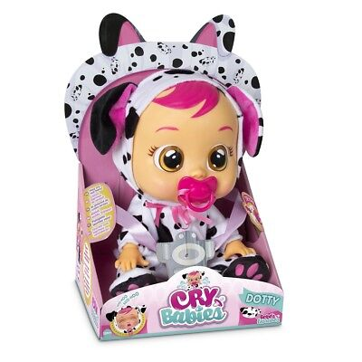 Cry Babies - Puppe Dotty