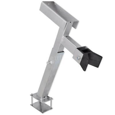 Boat Trailer Winch Stand Bow Support Hand Bracket E5N8