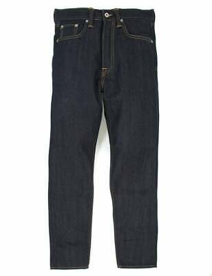 Edwin Jeans ED-45 Loose Tapered 63 Rainbow Selvedge Denim - Unwashed