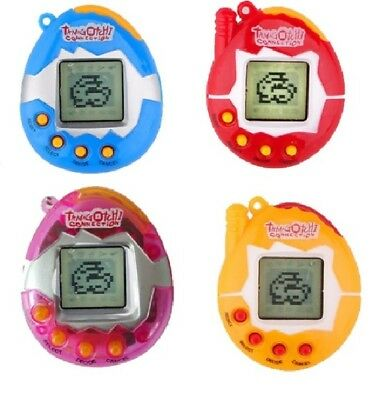Hot! Tamagotchi Electronic Pets Toy 90 S Nostalgic 49 Pets in A Virtual Cyber 