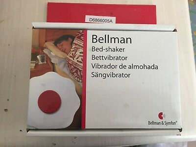 BRAND NEW Bellman Visit Bed Shaker BE1270