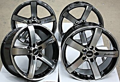 """Alloy Wheels 18"""" Cruize Blade Bp Fit For Vw T5 T6 T28 T30 T32"""