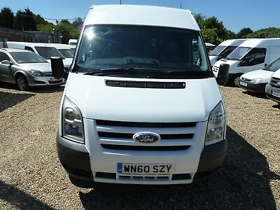 ford transit t350l longwheel base lovely condition no vat