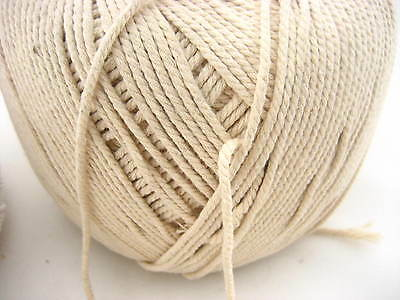 40ms Cotton Upholstery cushions curtain rope cord Edging Trimming round String
