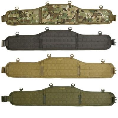 Viper Tactical Police Molle Elite Waist Belt Padded Army Webbing Carrier Black