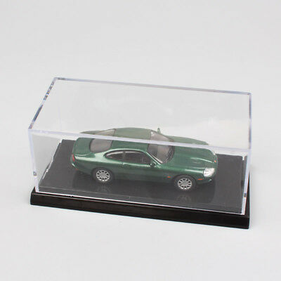 1/64 Scale kyosho Jaguar xkr XK8 Grand touring coupe diecast model toy car green