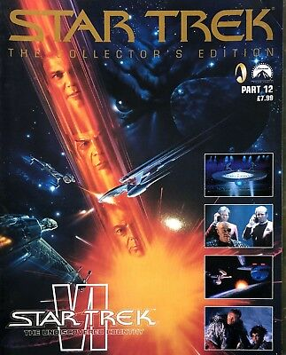 Star Trek The Collector's Edition Part 12 The Undiscovered Country