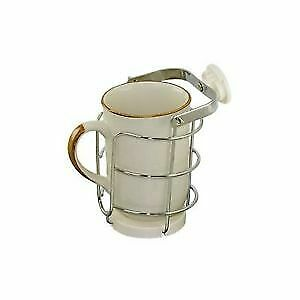 Gimbal Stainless Steel Cup Mug Holder up to 76mm LINDEMANN
