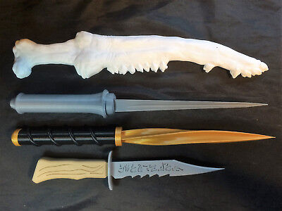 Supernatural Angel Blade / First Blade / Demon Blade / Archangel Blade Cosplay