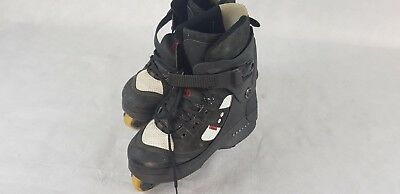 Anarchy Chaos 3 Aggressive Inline Skates UK Size 9 -USED