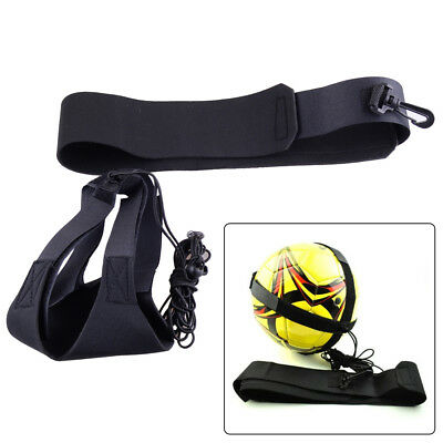 Football Kick Trainer Skills Solo Soccer Practice Training Aid Waist Belt