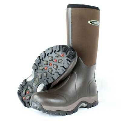 Dirt Boot® Neoprene Wellington Muck Boot Pro-Sport™ Brown