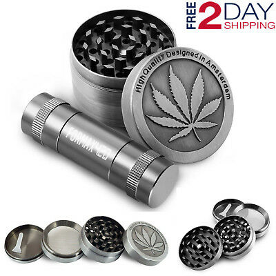 Kief Catcher Dry Herb Grinding Set Fine Pollen Press Kit Stoner Box Keef Scraper