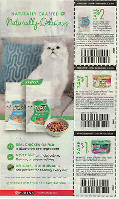 photo about Fancy Feast Printable Coupons identify ❤(9) PURINA Extravagant FEAST Discount coupons Connoisseur Organic Dry Moist Cat Food items Cans 11/30/18