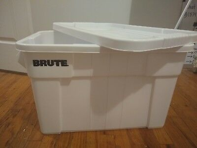 Brute Totes with Lid - 20 gallon