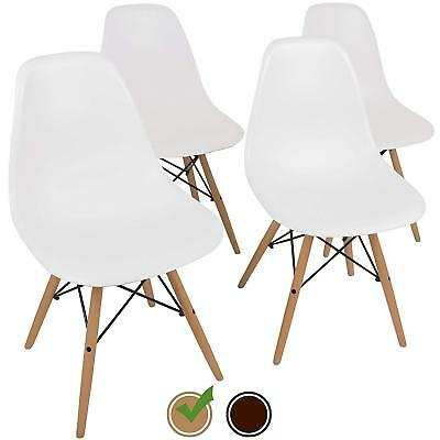 Fabulous Urbanmod Modern Dining Chairs Set Of 4 White Chairs Kid Ibusinesslaw Wood Chair Design Ideas Ibusinesslaworg