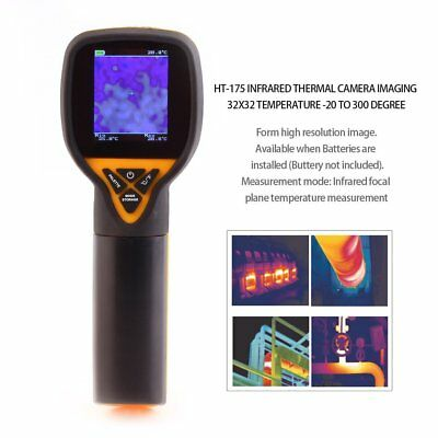 HT-175 Imaging 32X32 Infrared Thermal Camera Temperature -20 to 300 Degree TR