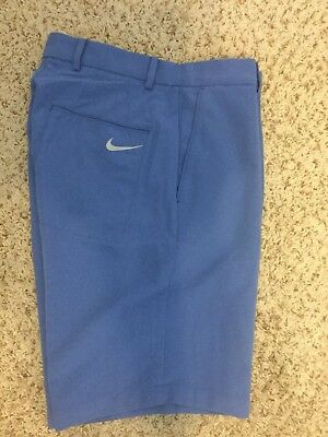9ad2dd6fb43d0 NIKE FLEX DRI FIT HYBRID GOLF SHORTS Blue 921753 480 MENS SZ 30 NEW WITH  TAGS