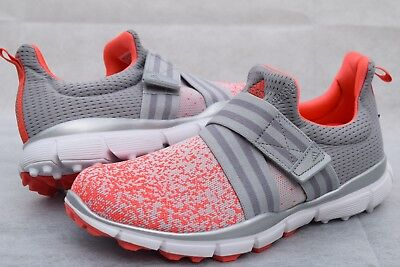 new product a3f8b 31e25 New Womens Adidas Climacool Knit Golf Shoes Sneakers F33545 sz 8 US Gray
