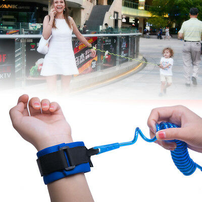 Anti Lost Adjustable Child Wrist Leash Baby Safety Walking Harness Traction Rope