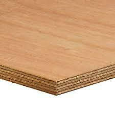 Class 3 External grade Marine Plywood 2440mm x 1220mm x 12mm - FREE Delivery