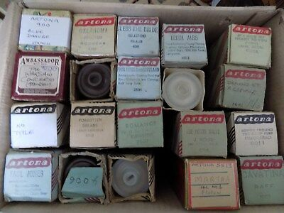 Pianola Rolls x 20 Artona UK made. Film and show selections, Irish, Scottish