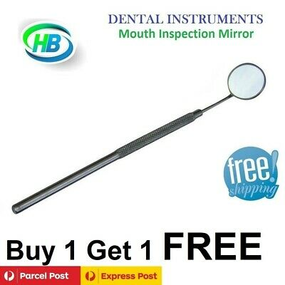Dental Instruments Mouth Inspection Mirror Handle Hygienist Examination Tool,New