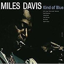 Kind Of Blue - MILES DAVIS [LP]