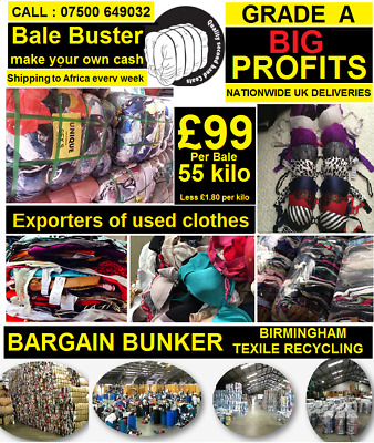 Used clothes 55 kilo bales, grade A ladies mixed summer wear perfect for export