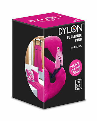 Dylon Machine Box Fabric Clothes Wash Dye Uk 350G