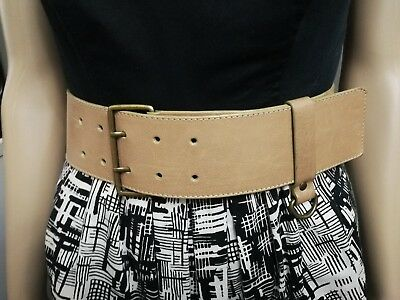 Witchery Wide Leather Belt