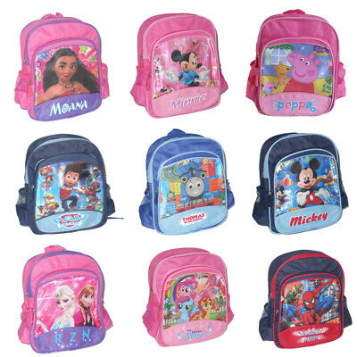 New Kids Boys Girls Small Backpack Campus Shoulder School Bag Day Care Picnic
