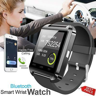 Bluetooth-Smart-Watch-Phone-Pedometer-For-Android-iPhone-Samsung-HTC-Huawei  Bl
