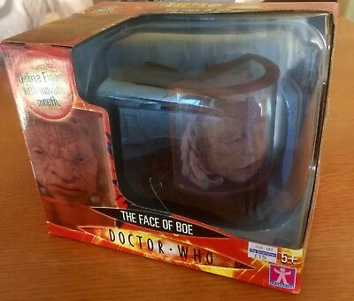 Dr Doctor Who The Face Of Boe Character Options. NEW BNIB
