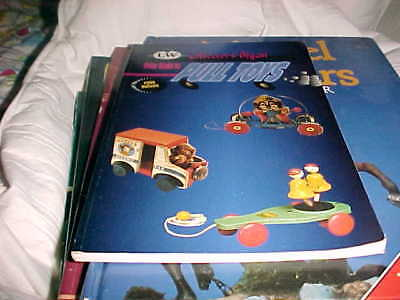 Collector's Digest Price Guide To Pull Toys: Fisher-Price-Gong Bell-Toy Tinkers+