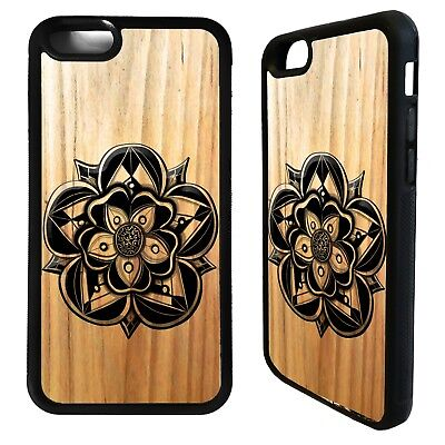 Yorkshire rose flower symbol graphic cover case for iphone 5 5s 6 6S 7 8 plus X