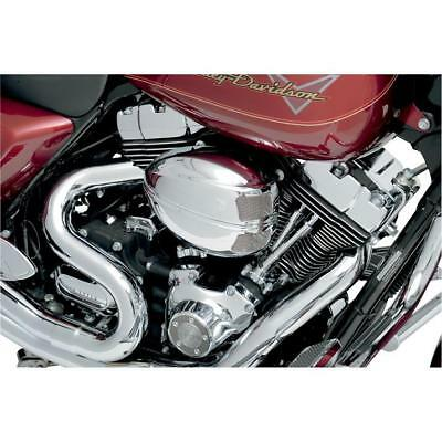 Vance & Hines Chrome VO2 Air Intake with Drak Cover 70003